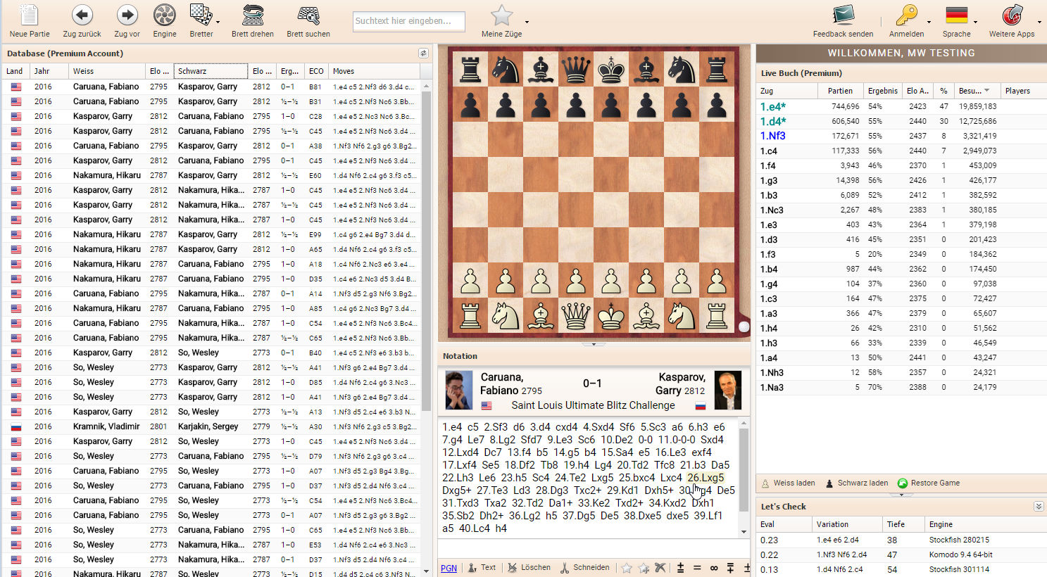 chess opening database chessbase download torrent