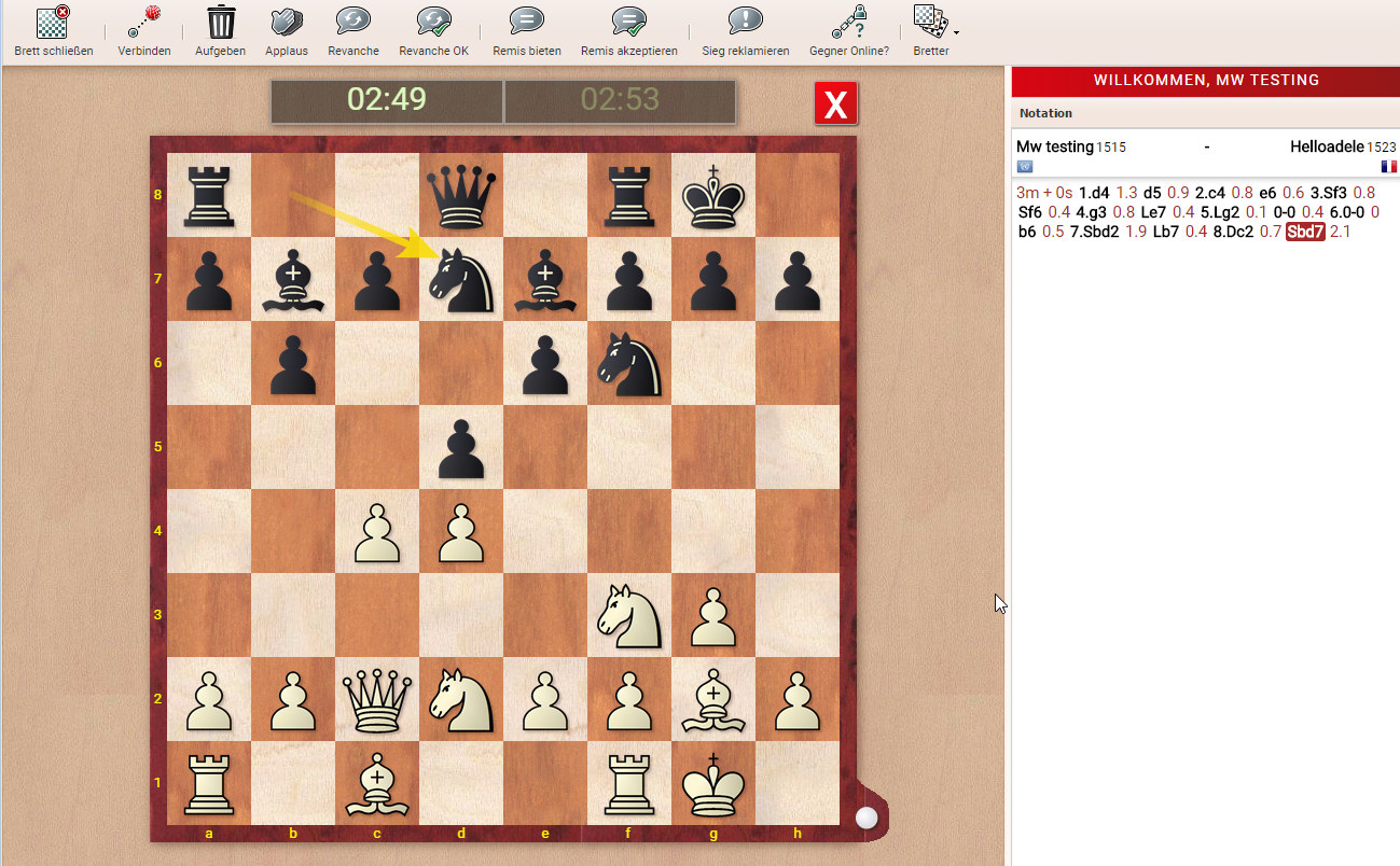 Playchess Screenshot